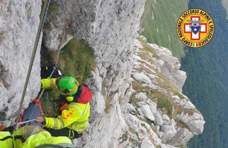 Medico muore per un incidente in scalata