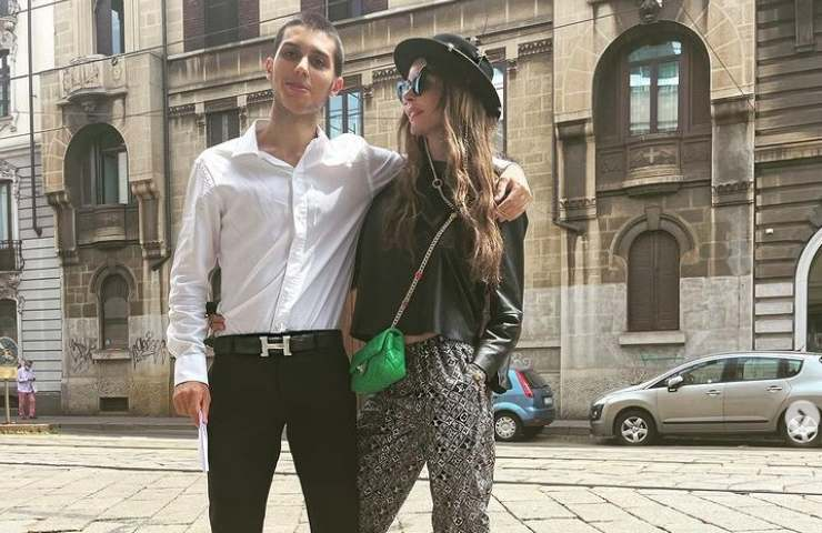 Nina Moric Carlos (Instagram)