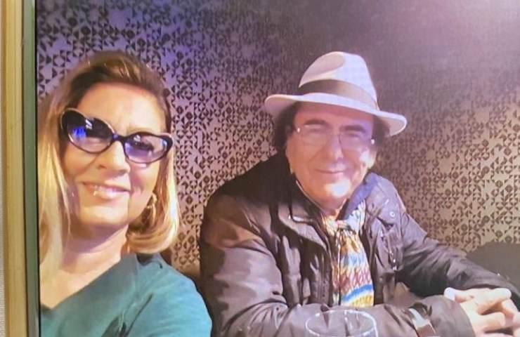 Romina con Al Bano (Instagram)
