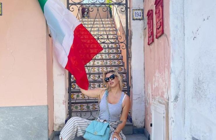 Wanda Nara Italia (Instagram)
