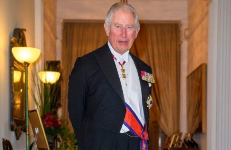 Carlo d'Inghilterra (Facebook)