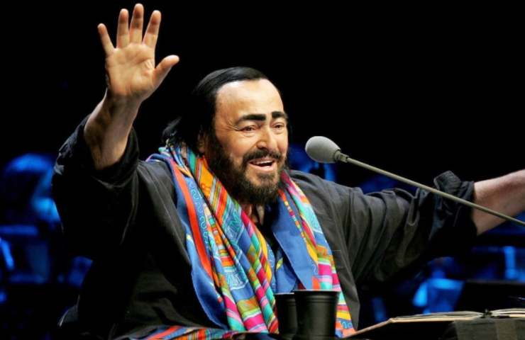 Luciano Pavarotti (Facebook)