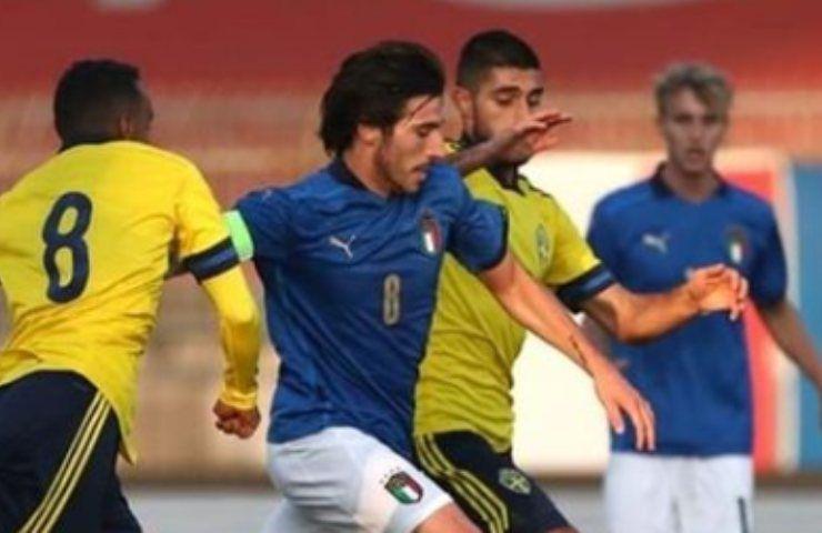Italia - Svezia U21